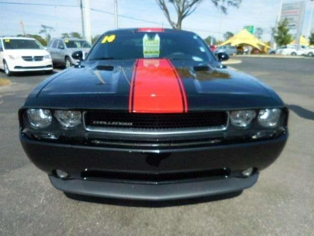 Challenger, 3.6L SXT Custom-Leder black wheels