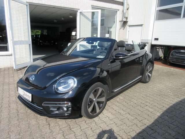 Beetle, Cabriolet SOUND 1.2 TSI DSG NAVI XENON FENDER ALU