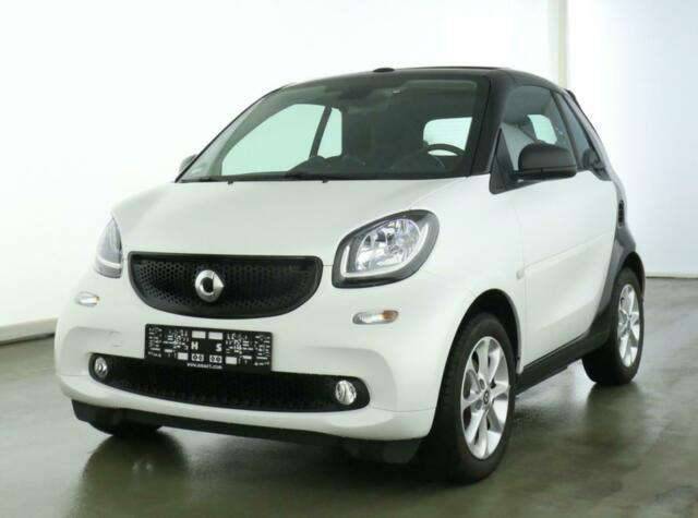 forTwo, cabrio passion turbo DCT=IMMER GUTE LAUNE