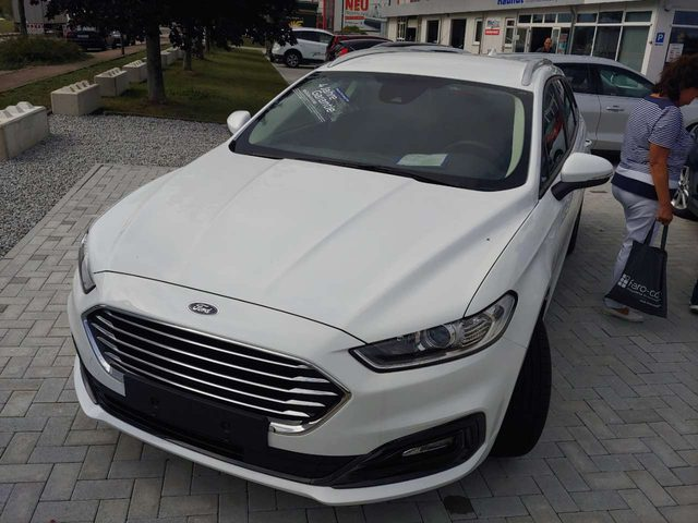 Mondeo, Trend Turnier (CNG)