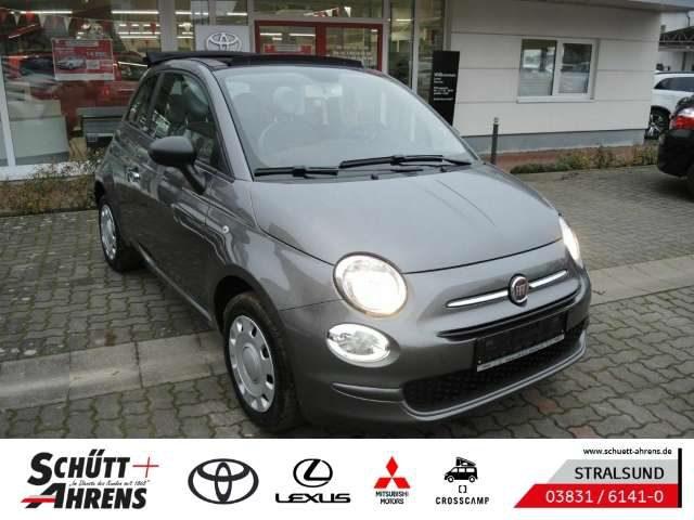 Fiat, 500C, 500 Cabrio 1.2 8V Start&Stopp Pop, Klima,Tempoma