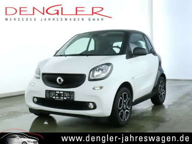 forTwo, 66KW TWIN*PANO*DAB*LED*SHZ Passion