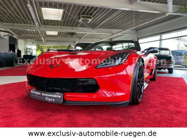 C7, 6.2 V8 MT7 Grand Sport Cabrio Carbon LED VOLL