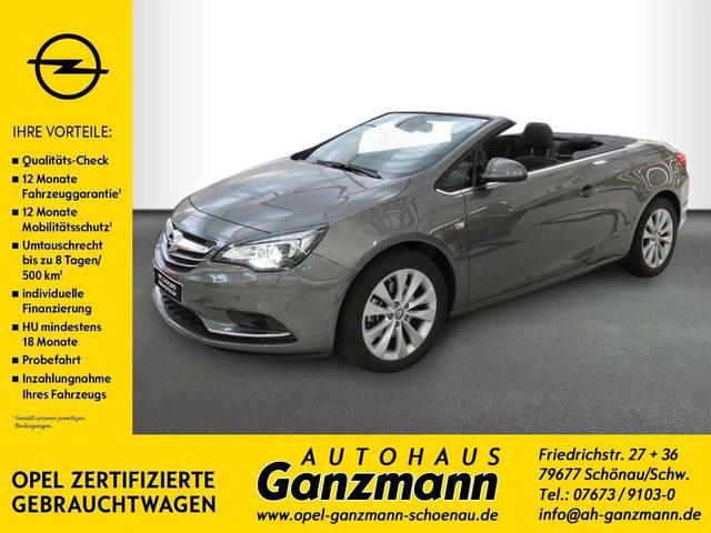 Opel, Cascada, 1.6 DI Turbo Start/Stop Innovation, Navi, PDC, Kli