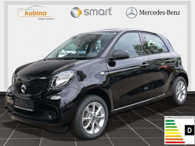 forFour, passion 66 KW Panoramadach Cool & Audio