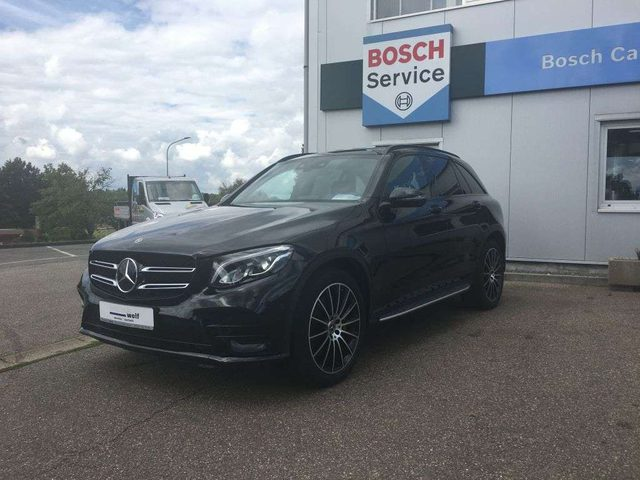 GLC 350, d 4Matic 9G-TRONIC AMG Line Standheizung