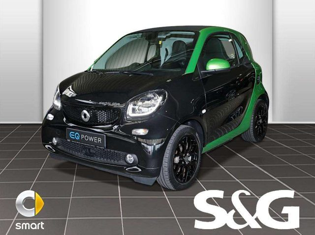 forTwo, electric drive PASSION Tempomat/Halogen/.