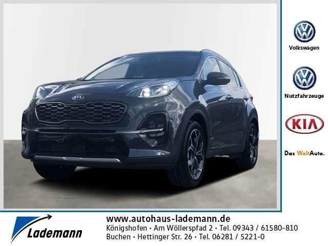 Sportage, 1.6 TGDI GT-line, DCT, AWD, RÜCKFAHRKAMERA, KLIMA