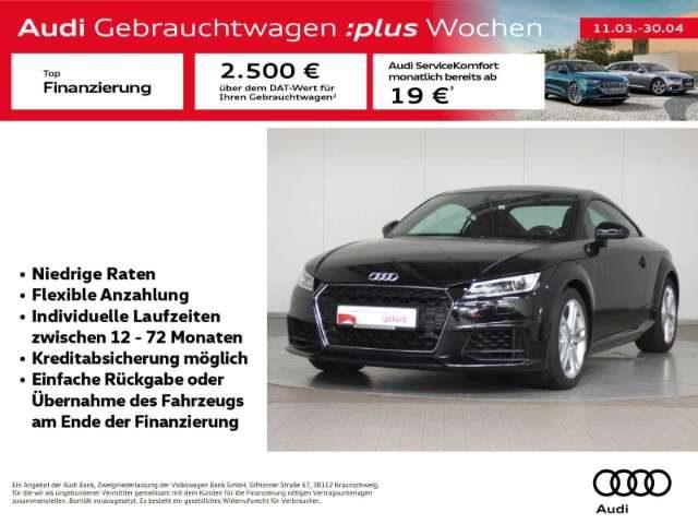 Audi, TT, Coupe 45 TFSI