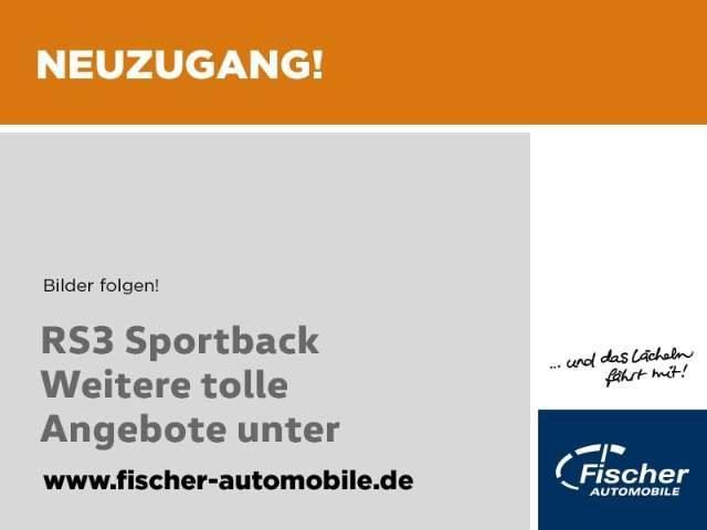 RS3, Sportback 2.5 TFSI quattro S-Tronic LED/B&O
