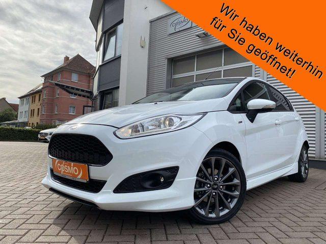 Ford, Fiesta, 1.0 EcoBoost ST-Line Klima+beh.Frontschei