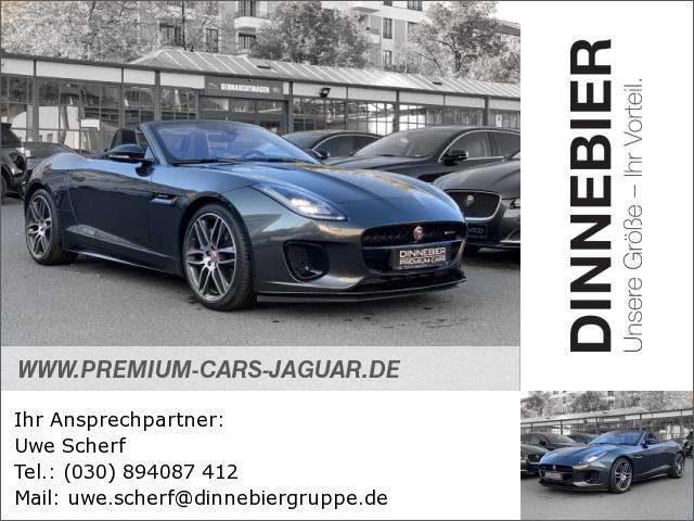 Jaguar, F-Type, Cabriolet P300 R-Dynamic   JAGUAR Berlin