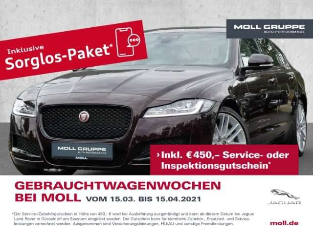 XF, 30t Pure AWD