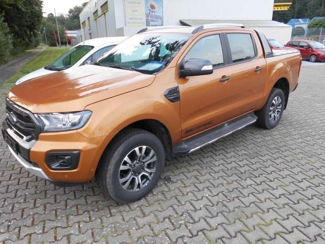 Ford, Ranger, 2,0 l TDCi Panther Autm. Wildtrak