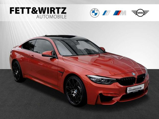 BMW, M4, Coupé Competition 20'' HUD NaviProf.
