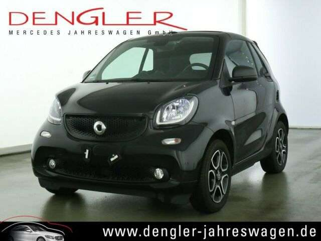 forTwo, CABRIO 66KW TWIN*ABA*LED*SHZ Passion