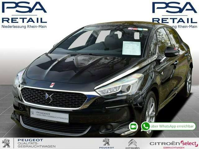DS 5, BlueHDi 180 DS Performance Line*Navi*Pano*19*