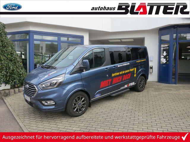 Ford, Tourneo Custom, 320 L2 Titanium X Kombi *Bi-Xenon,8 Sitze,AHK*
