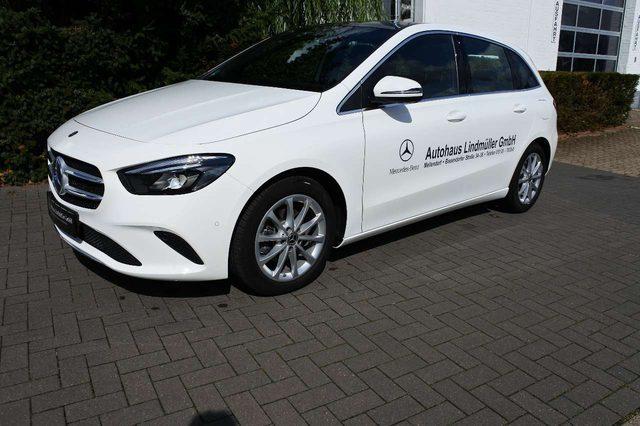 Mercedes-Benz, B 180, Progressiv, Rückf.-Kamera,Panorama, LED - TOP!