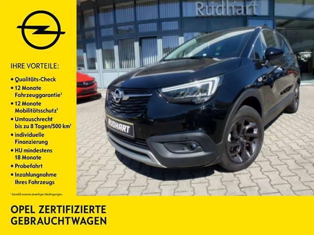 Crossland X, 1.2 Opel 2020 IntelliLink SHZ LHZ PDC