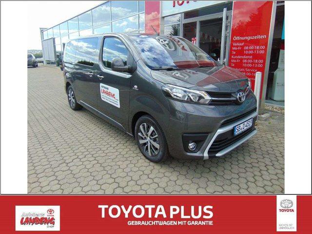 Toyota, Proace, 2,0-l-D-4D L1 (8-Si.) Verso Team Deutschland*5 JAH