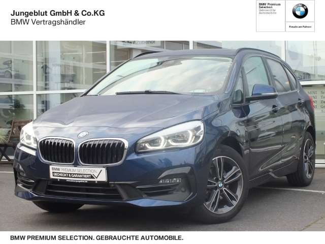 218, Active Tourer i Sport Line Park-Assist. LED Navi P