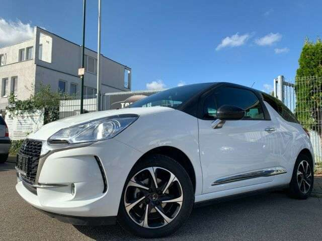 DS 3, PureTech 110 Stop&Start So Chic
