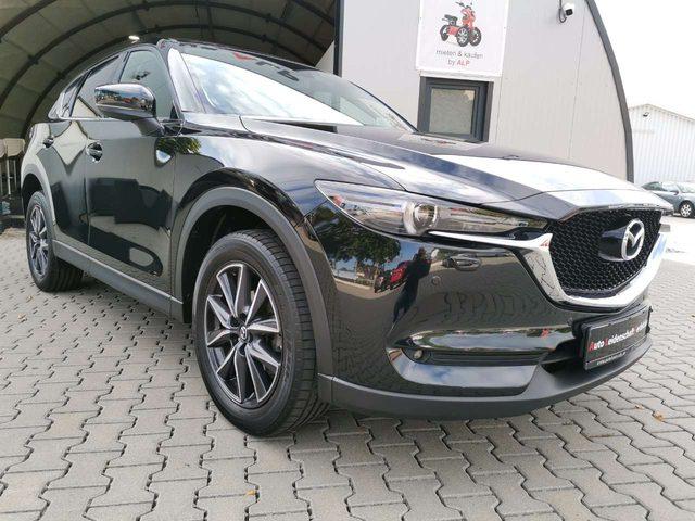 CX-5, SportsLine AWD NAVI HeadUp Service&TÜV neu