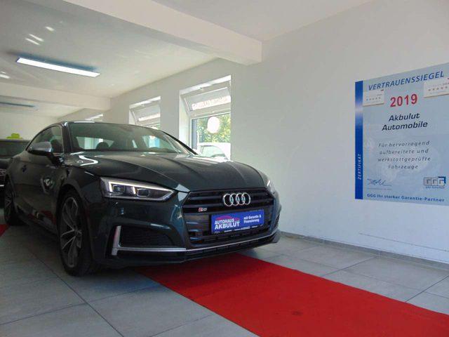 Audi, S5, Coupe 3.0 TFSI quattro*Massage+Panoramadach+Voll*