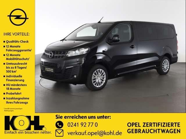 Zafira Life, 2.0 Diesel 110kW Selection L Navi