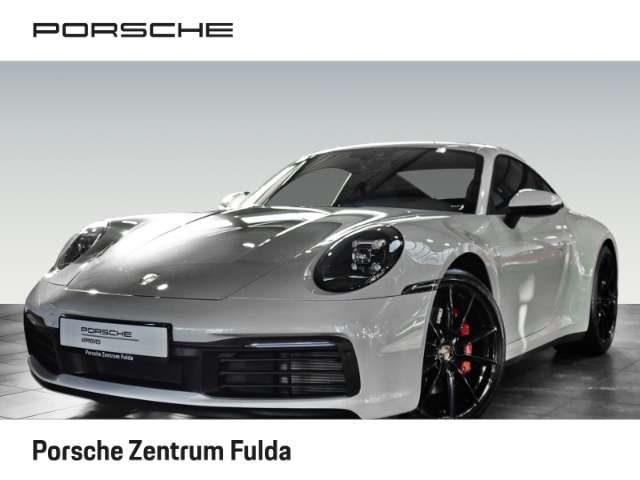 911, (992) Carrera S Coupe - Sportabgasanlage, SSD