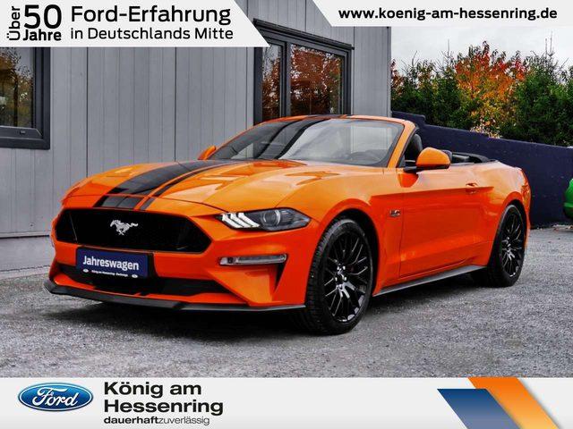 Ford, Mustang, GT V8 Leder+NAV+LED+Kamera+KeyFree+ACC