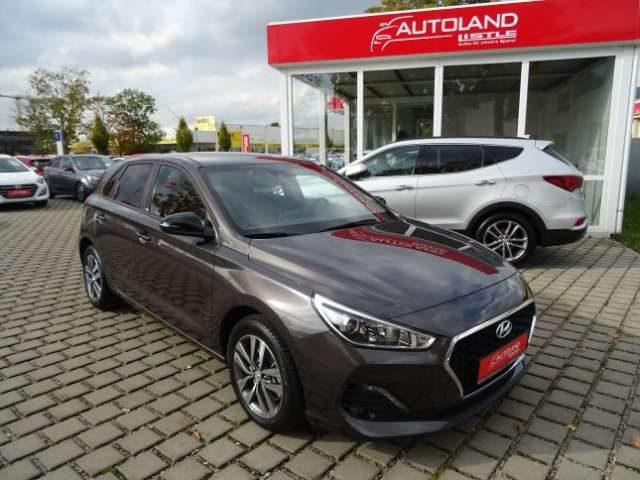 i30, NEW 5-Türer (MJ20) 1,4 Benzin Turbo M/T Sonderedit