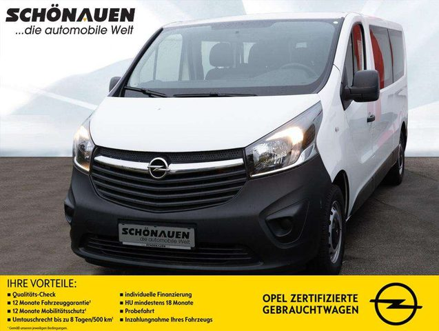 Vivaro, 1.6D L2H1 COMBI +NAV+PDC+OPTIK-PLUS-PACK++