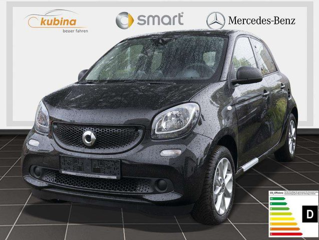 forFour, passion SH Cool-Audio Einparkhilfe