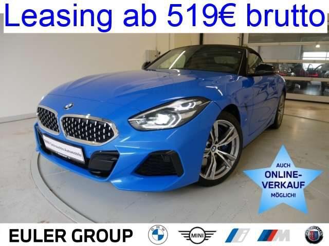 BMW, Z4, sDrive30i A M Sport 18'' HIFI Leder LED Navi HUD F