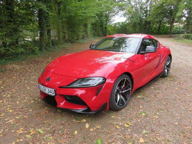 Toyota, Supra, GR (A9) Premium-Paket sehr wenig KM