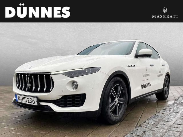 Levante, Q4 Diesel - LED, 20', Business Plus - Maserati Reg