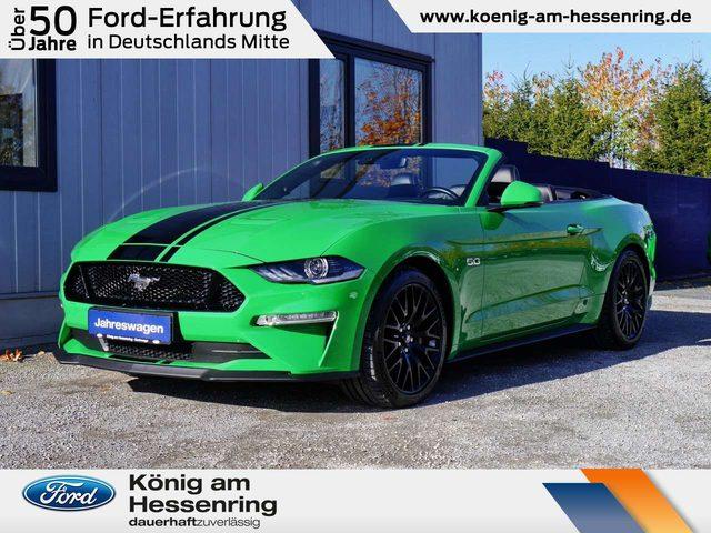 Ford, Mustang, Cabrio GT V8 Leder+B&O+LED+Klimasitze