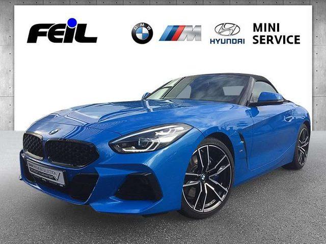BMW, Z4, sDrive30i M Sport HiFi Komfortzg. Tempomat