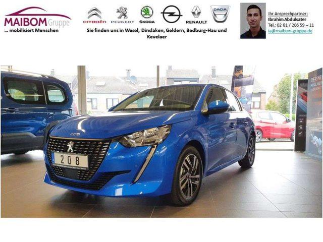 Peugeot, 208, Allure PureTech 100 *Navi*Kamera*Sitzheizung