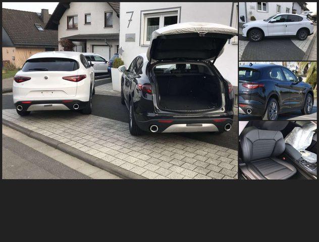 Stelvio, Stelvio AT8 4WD 2.0T 200 PS Super Anhängerkupplung