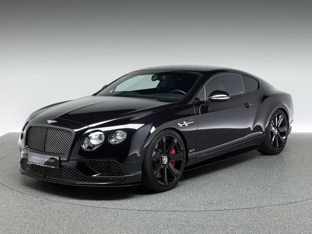 Continental, GT Speed Black Edition BENTLEY Stuttgart