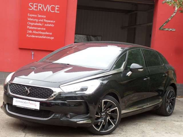 DS 5, DS5 HDi180 EAT6 *Head-up-Display*Navi*Glasdach*...