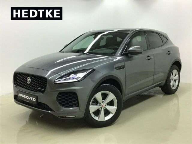 E-Pace, D150 R-Dynamic S AWD +Black Pack Packet