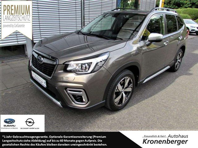 Forester, 2.0ie Platinum Lineartronic e-Boxer