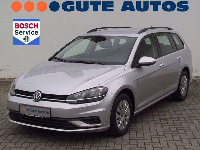 Volkswagen, Golf Variant, 1.6 TDI (BlueMotion)*NAVIGATION*