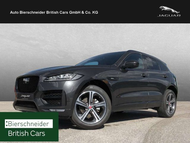 F-Pace, 20d AWD R-Sport LEASING *579 Euro