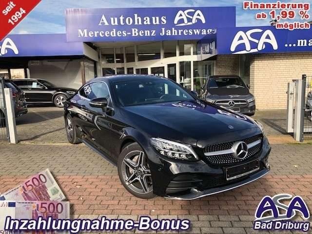 Mercedes-Benz, C 180, AMG Modelljahr 2020 AHK mit 24 Monate GARANTIE im
