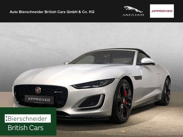 F-Type, P300 Automatikgetriebe R-Dynamic Cabriolet
